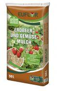 EUFLOR Erdbeer- und Gemüsemulch