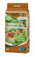 EUFLOR Erdbeer- und Gemüsemulch       MulchMinis