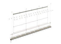 Greenhouse LED lighting system