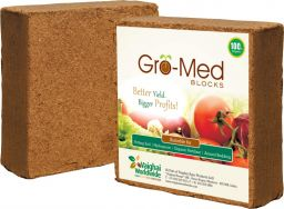 Gro Med kokos torf  5 kg block
