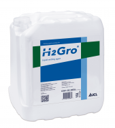 H2Gro liquid - a unique wetting agent for growing media
