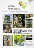 """i3-Gartensysteme - """"Garten neu gedacht"""" - altes Wissen in Kombination mit moderner Technik, naturnah, nachhaltig und überall einsetzbar."""