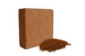 Kokosflora Kokoserde 5kg Blöcke / Coco peat 5 kg Block