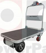 Modell 2020: PowerPac AKKU-Plattformwagen Transportwagen Handwagen Transportkarre Plattform-Wagen Typ AP250