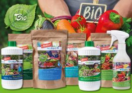 Natürliche Rohstoffe für die Pflanzengesundheit