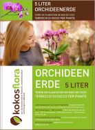 Kokosflora Koko Orchiden Erde / Kokosflora Coco Orchiden Erde