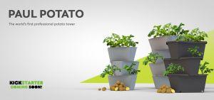 PAUL POTATO, der weltweit erste professionelle Kartoffelturm