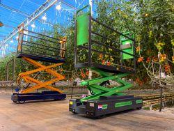 Pipe rail trolleys