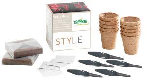 STYLE – Produktvielfalt für die Anzucht