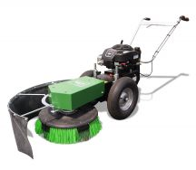Geotex PRO:  Reinigungs-und Unkrautbekämpfungsgerät für Pflanzen-und Baumschulen