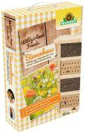 WildgärtnerFreude Bienenhaus: Wildbienen gezielt unterstützen