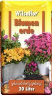 Wilsaflor® Blumenerde