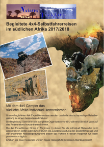 Verlosung Expeditionstour Namibia-Angola