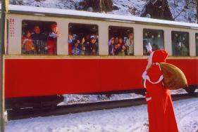 6 Nikolausfahrten in der Adventszeit