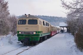 7 Winterfahrten in die Eifel