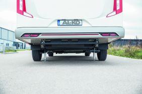 AL-KO HY2: Funktionalität, Sicherheit und Komfort auf zwei Stützen