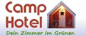 Camp-Hotel.com  ... dein Zimmer im Grünen
