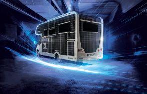 Dethleffs präsentiert erste vollelektrische Reisemobil-Studie e.home