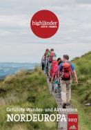 Geführte Wander- und Aktivreisen Skandinavien
