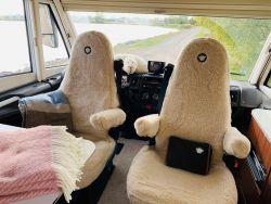 Ullbädden AB verkaufen zeit 20 Jahren Produkte aus reiner Wolle für Reisemobile und Caravans. In Schweden & Norwegen erfolgreich!
