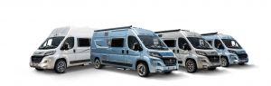 Unsere Campingbusse - Sie haben die Wahl