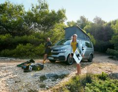 VW California 6.1 Beach Tour und VW California 6.1 Beach Camper