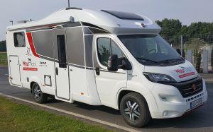 Waumobil Ixeo Travel – das hundegerechte Wohnmobil