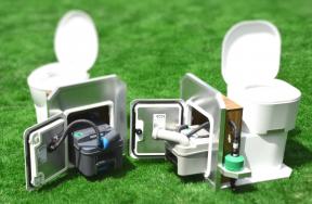 Zwei neue SOG® Systeme für Sanitärkomfort und Umweltschutz