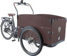 BBF Bike Lastenrad Seattle - das Großraum-Taxi