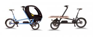 Chike, das moderne Kompakt-Transportrad