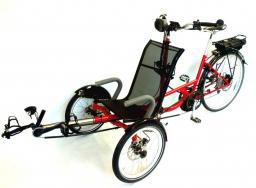 Das Tandem als Mobilitätshilfe