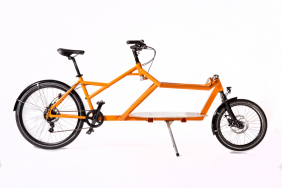 E-Bike Lastenrad Turbolader