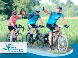 Ruhr2NorthSea-Challenge –300 Kilometer an (D)einem Tag
