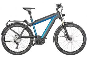 Supercharger: Das neue E-Bike-Konzept