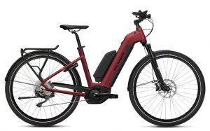 Sicher und komfortabel Radreisen mit dem Tourenbike - FLYER Upstreet4