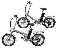 Mieten Falt e-bikes