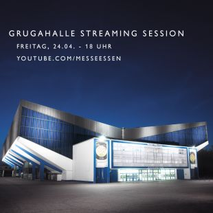 Grugahalle Streaming Session