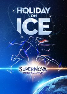 HOLIDAY ON ICE mit 'SUPERNOVA' in der Grugahalle