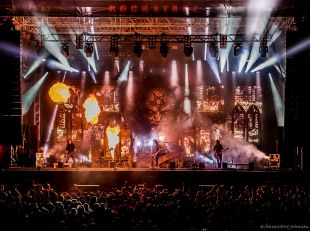 KREATOR & LAMB OF GOD - State Of The Unrest Tour