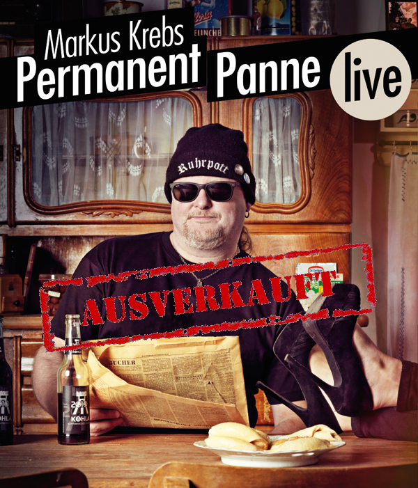 Grugahalle News Markus Krebs Permanent Panne Show Am 220918
