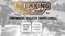 "Nach BOTY kommt ""BREAKING FOR GOLD"""