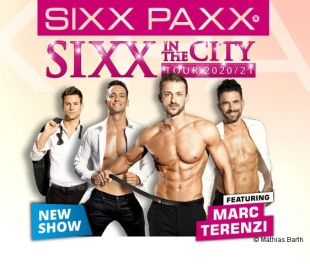SIXX PAXX feat. Marc Terenzi - SIXX in the City Tour