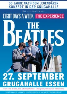 The Beatles: Eight Days a Week – the Experience - Jetzt Tickets sichern