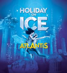 VVK-Start: Holiday on Ice - Atlantis